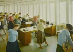 Arbetsplatsens påverkan på hälsan